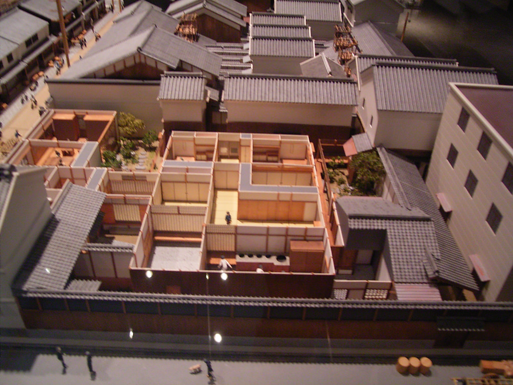 Osaka Museum of Housing and Living, Japan