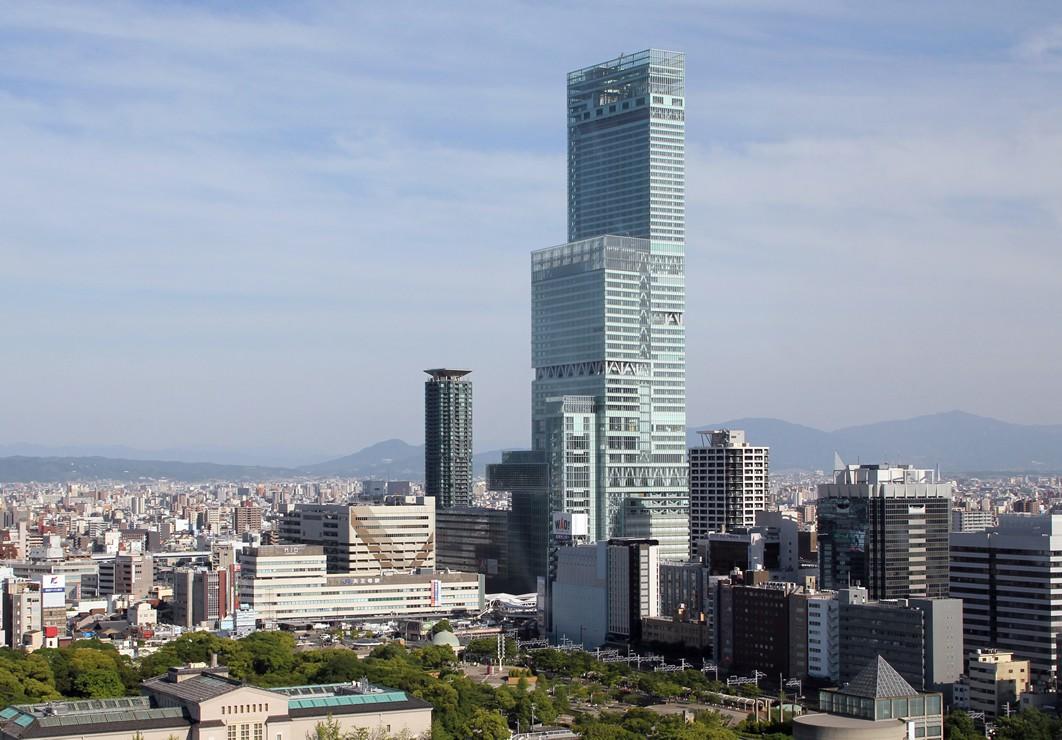 Abeno Harukas, Osaka