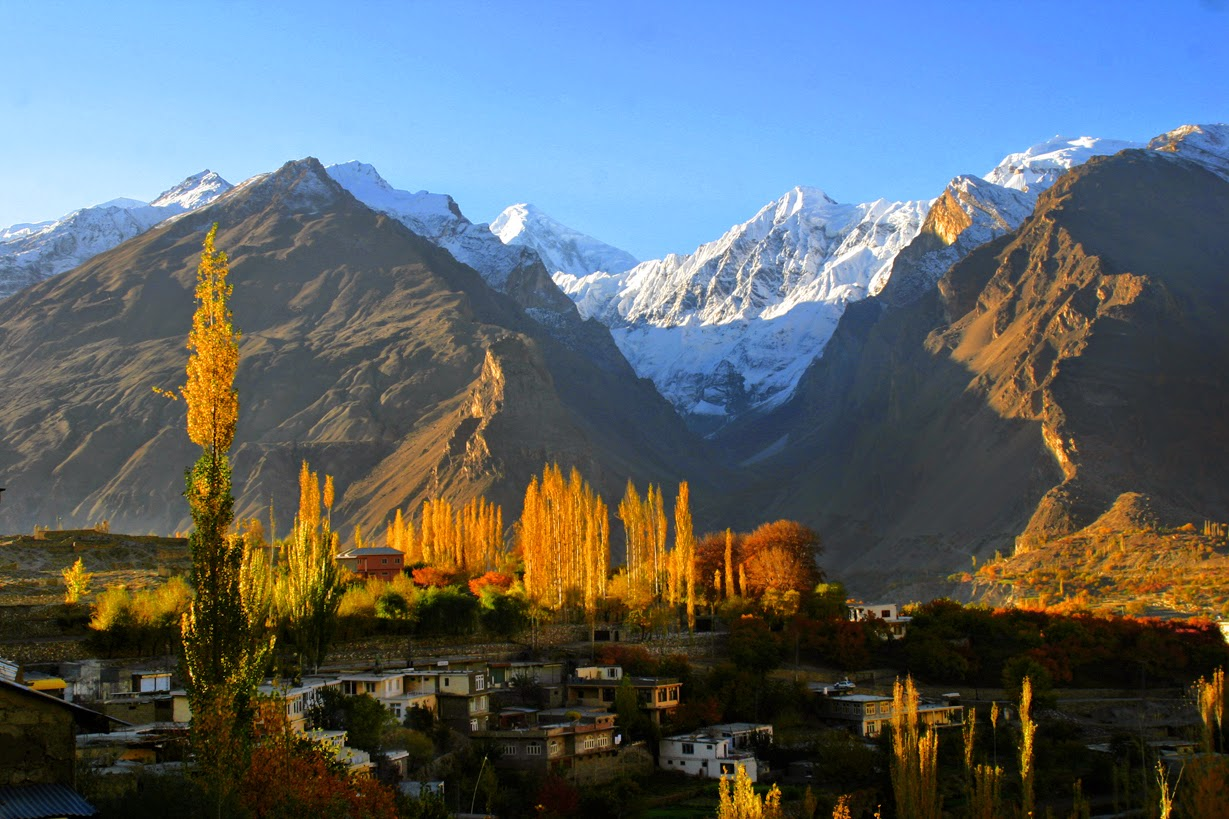 Hunza+Valley