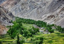 Pakistan's Hunza Valley
