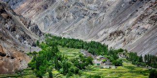 Pakistan's Hunza Valley