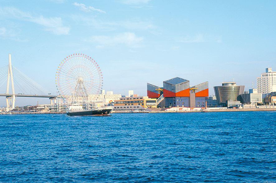 Tempozan Ferris Wheel, Osaka6