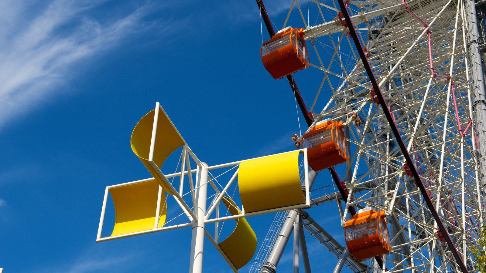 Tempozan Ferris Wheel, Osaka