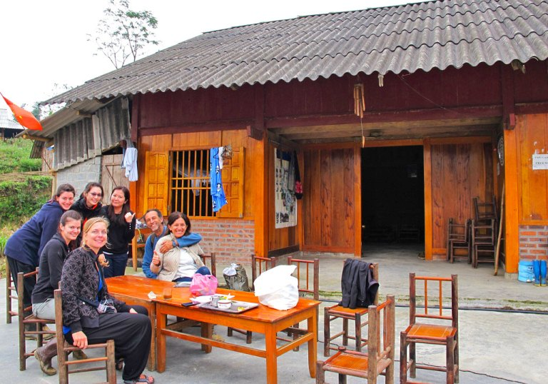 Home stay in Sapa