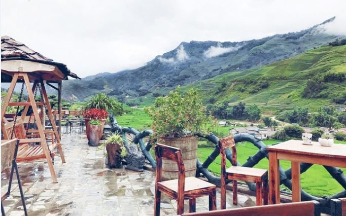 Lá Dao Spa-best-cafes-in-sapa1