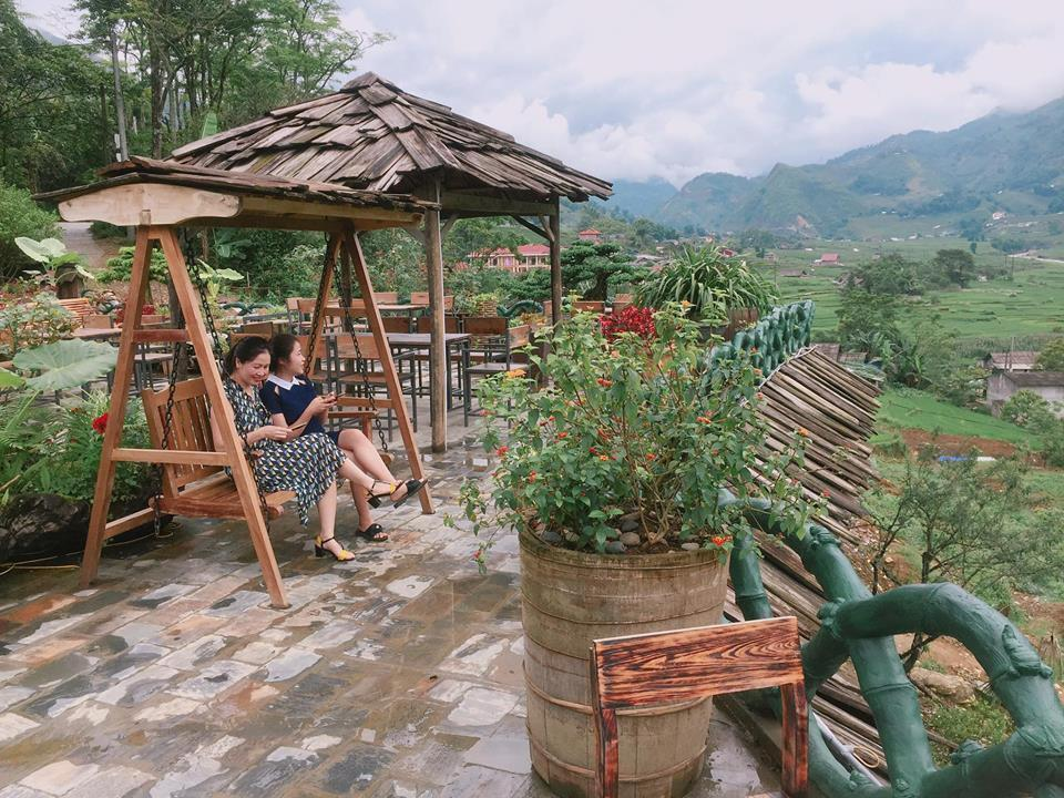Lá Dao Spa-best-cafes-in-sapa5