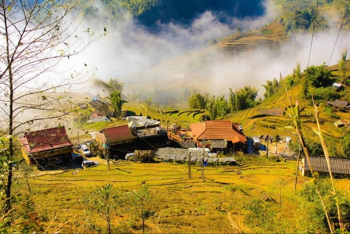 Sapa trekking, Vietnam