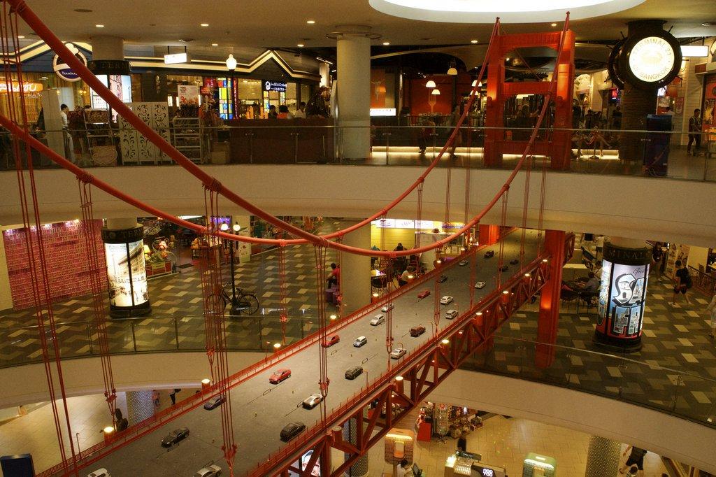 Level 4 San Francisco-terminal-21-shopping-mall-bangkok