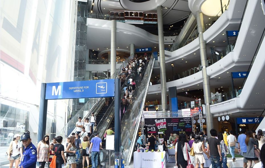 Explore Terminal 21 Bangkok — One of the best places to ...