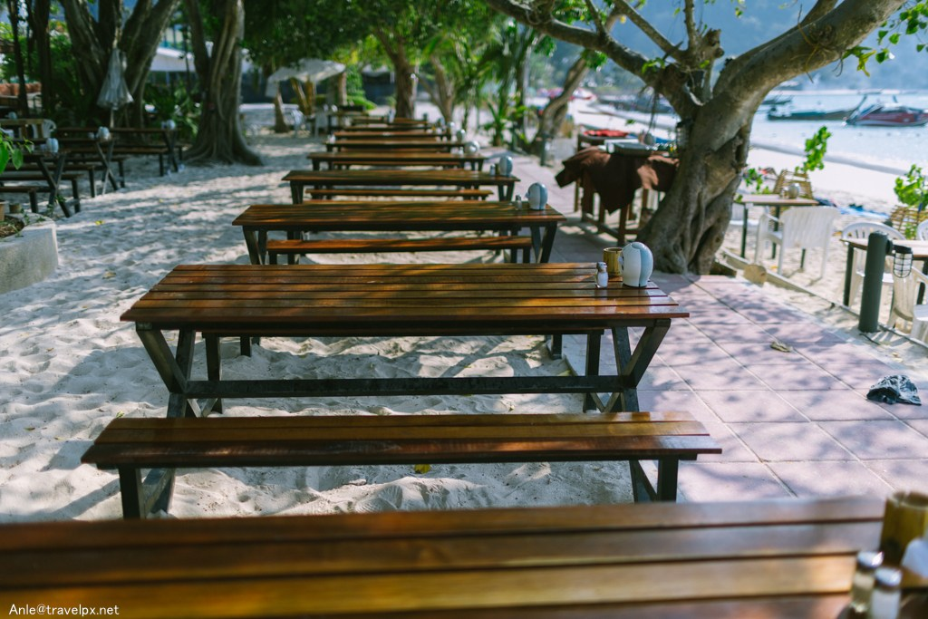 Restaurants in Koh phi phi