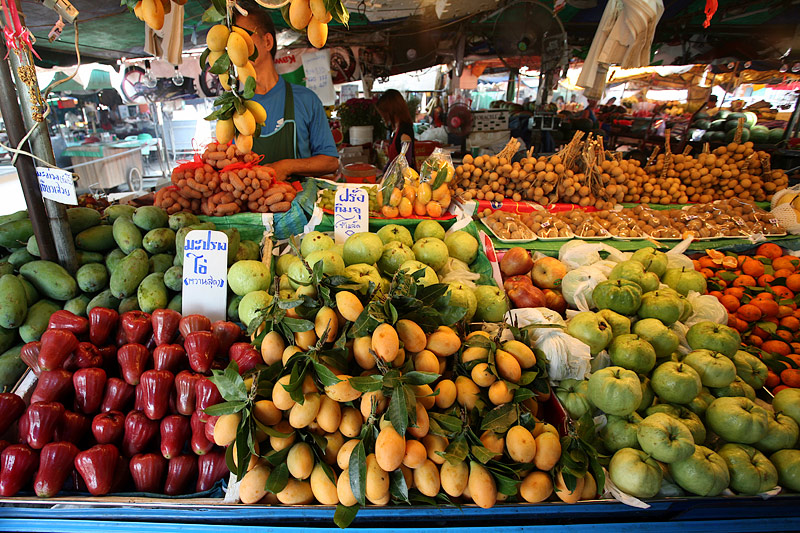 Fruits in Khoh Phi Phi