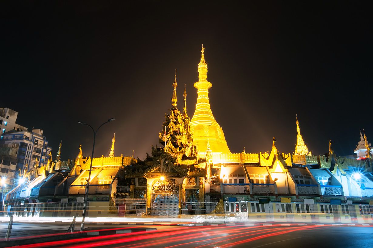 famous places in myanmar Hakha – capital of chin state, myanmar  you will need to get permission from the myanmar government to travel to these places  myanmar's famous and popular .