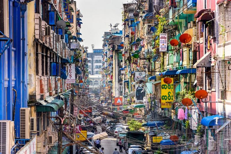 Bogyoke Aung San Market3, Yangon