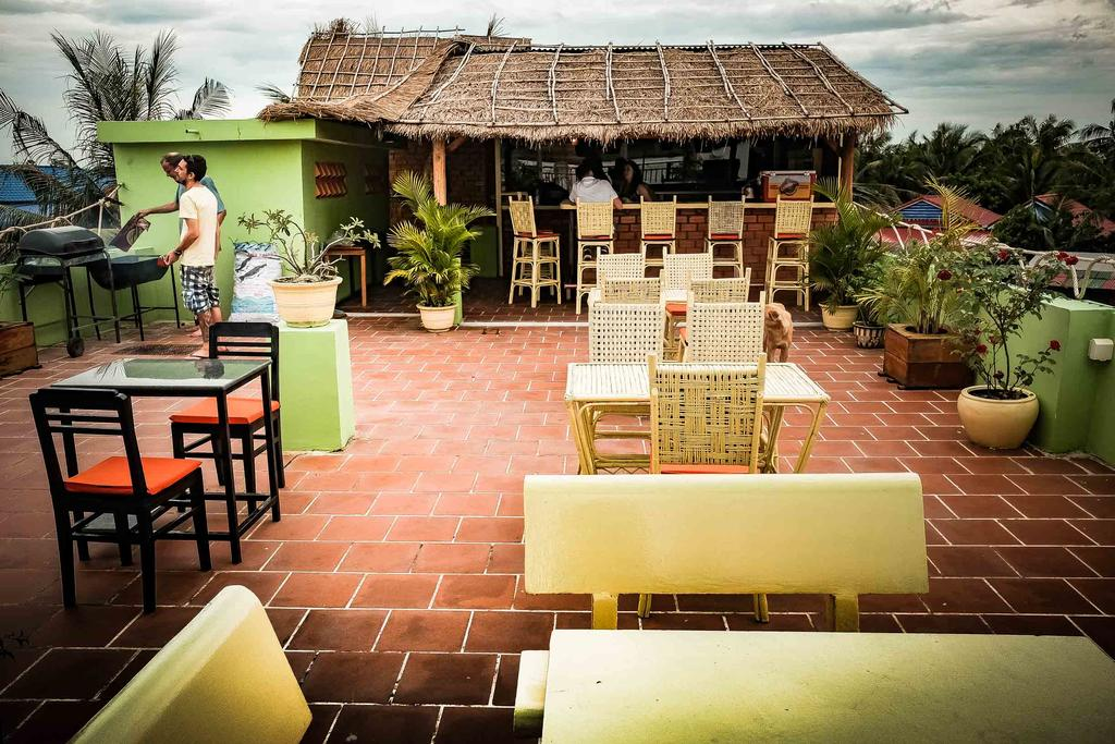 Kampot restaurant