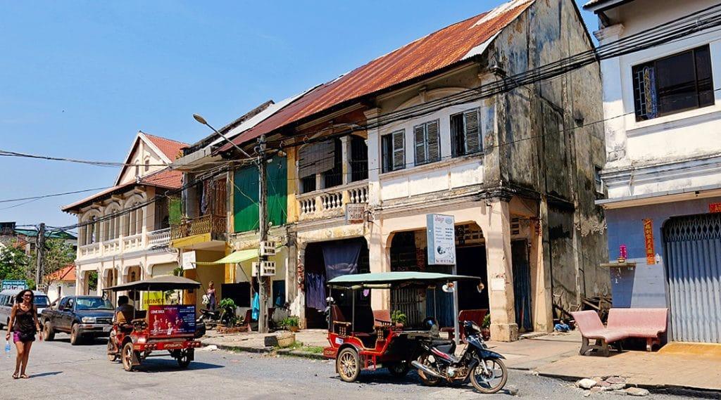 Kampot town, Cambodia1