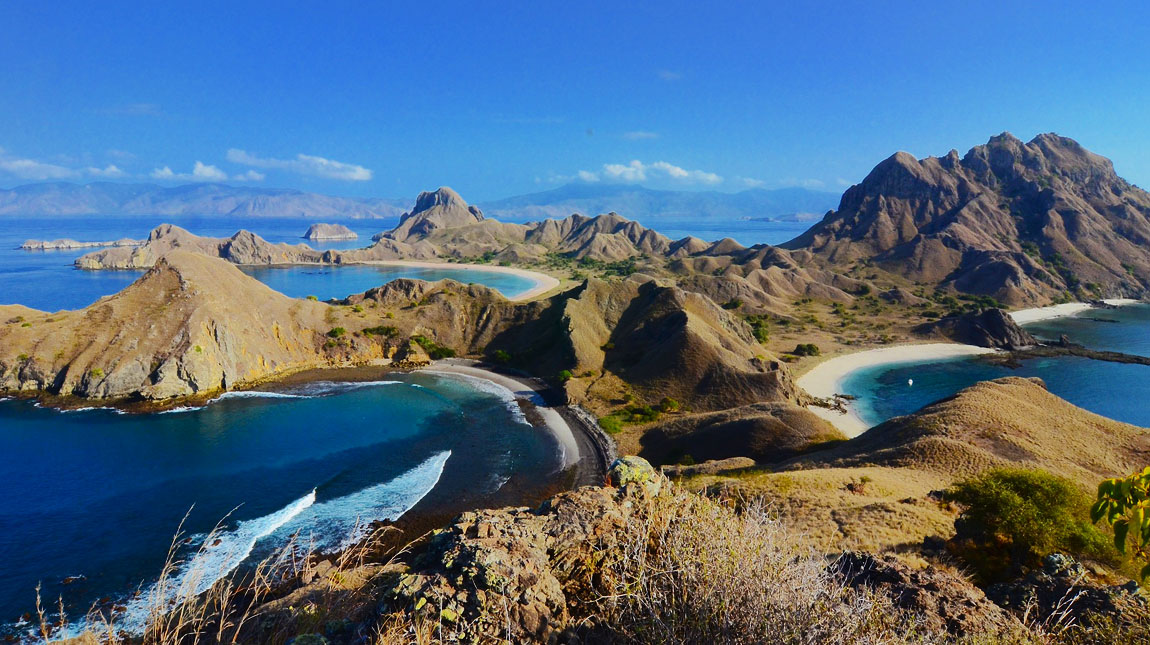 Komodo Island trip blog — The island of the largest lizard ...
