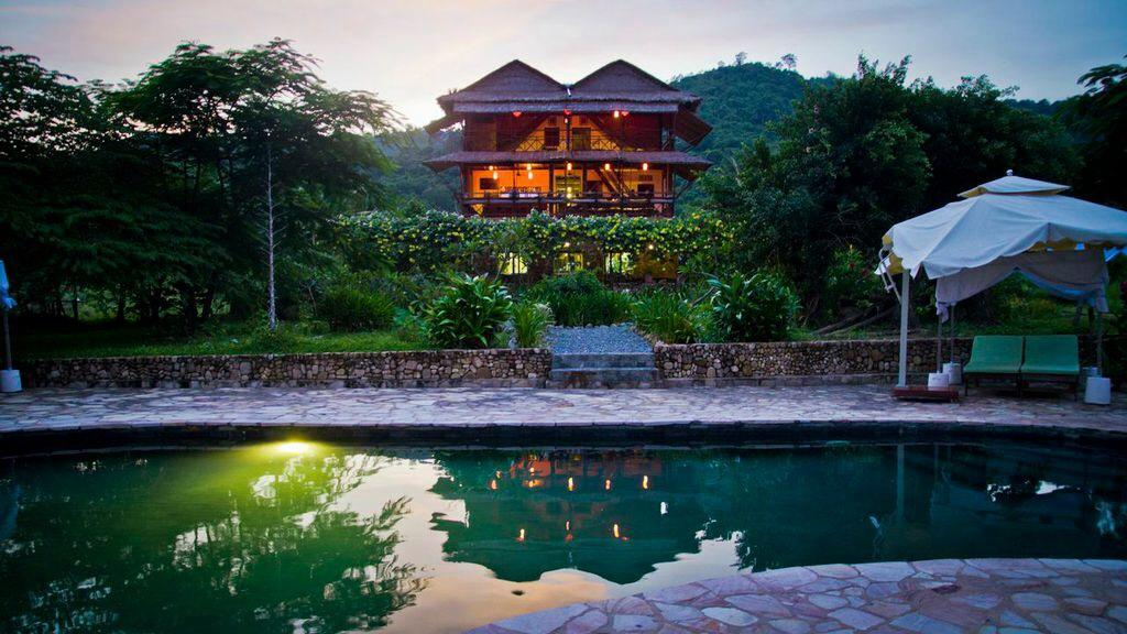 Vine Retreat resort, Kampot2