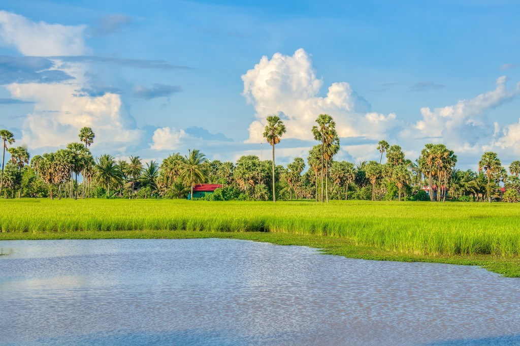 Kampot province, one of the best places to visit in Cambodia