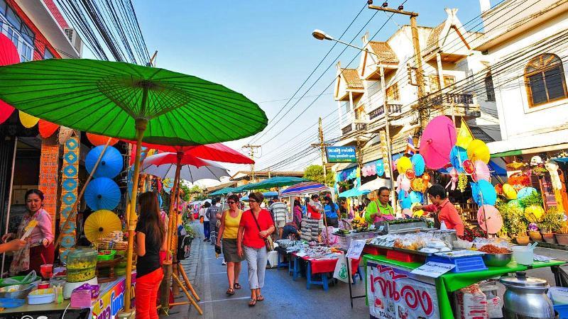 chiang mai market-thailand Image by Chiang Mai market blog.