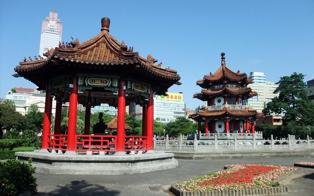 2-28 Peace Memorial Park,Taipei2
