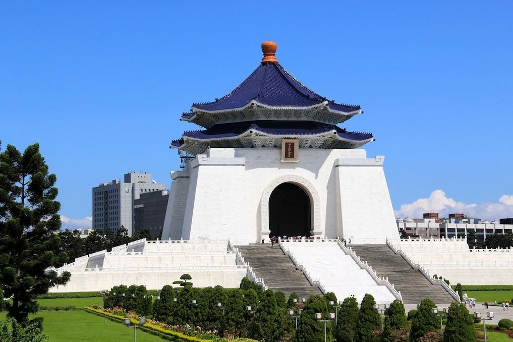 Chiang Kai-shek Memorial, Taipei1