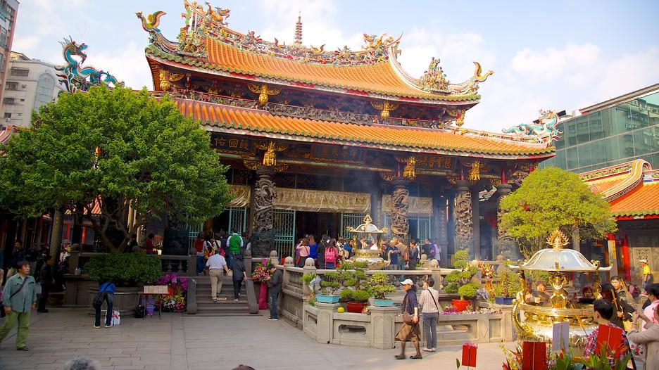 Longshan Temple,taipei