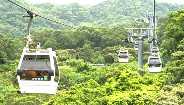 Maokong Gondola,taipei (1)