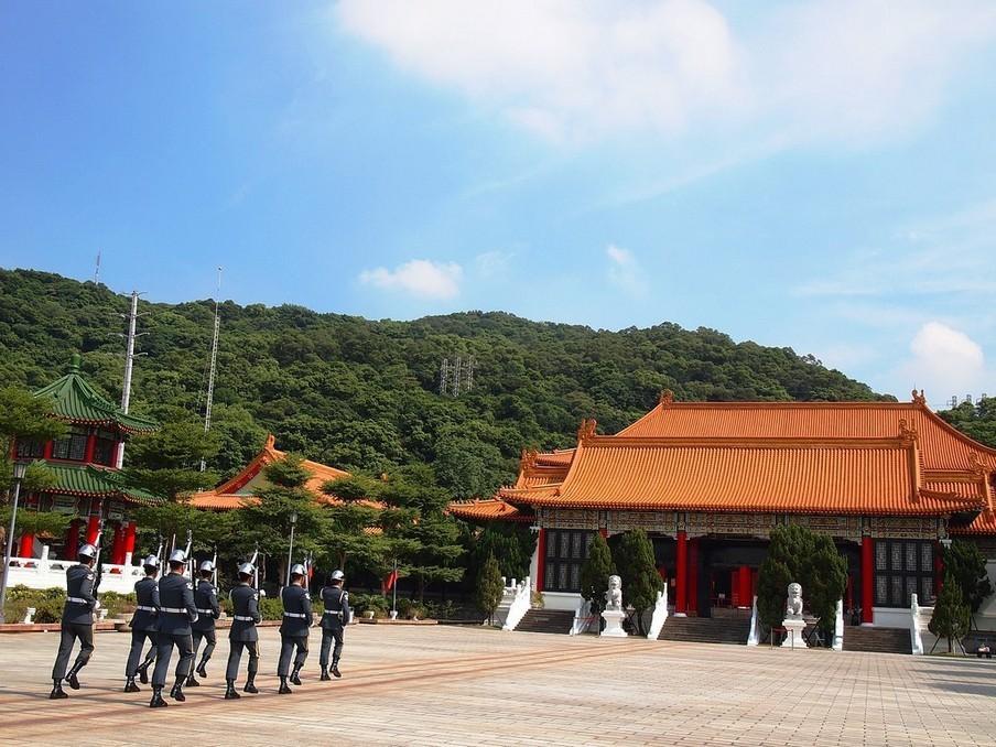 National Revolutionary Martyrs' Shrine, Taipei1