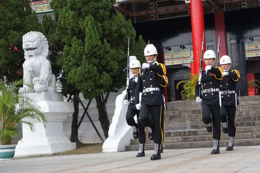 National Revolutionary Martyrs' Shrine,Taipei7