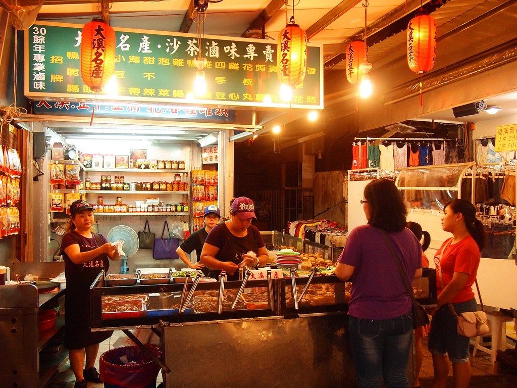 Shilin Night Market, Taipei (4) best night markets in taiwan best night market in taipei taiwan night market guide