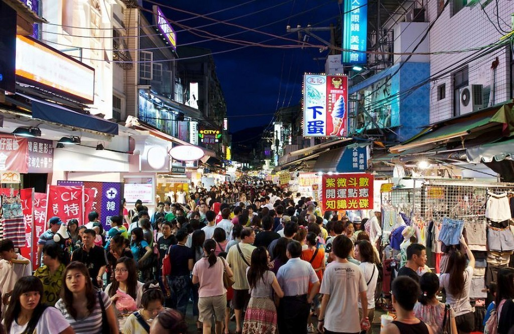 Shilin Night Market, Taipei (2)