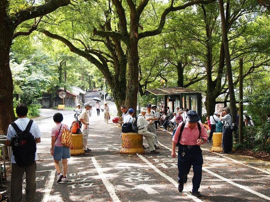 Yangmingshan National Park, Taipei (4)