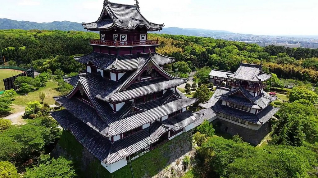 Fushimi Momoyama Castle ,Kyoto2 Credit: Top cool things to do in Kyoto blog.