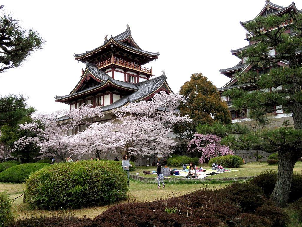 Fushimi Momoyama Castle ,Kyoto3