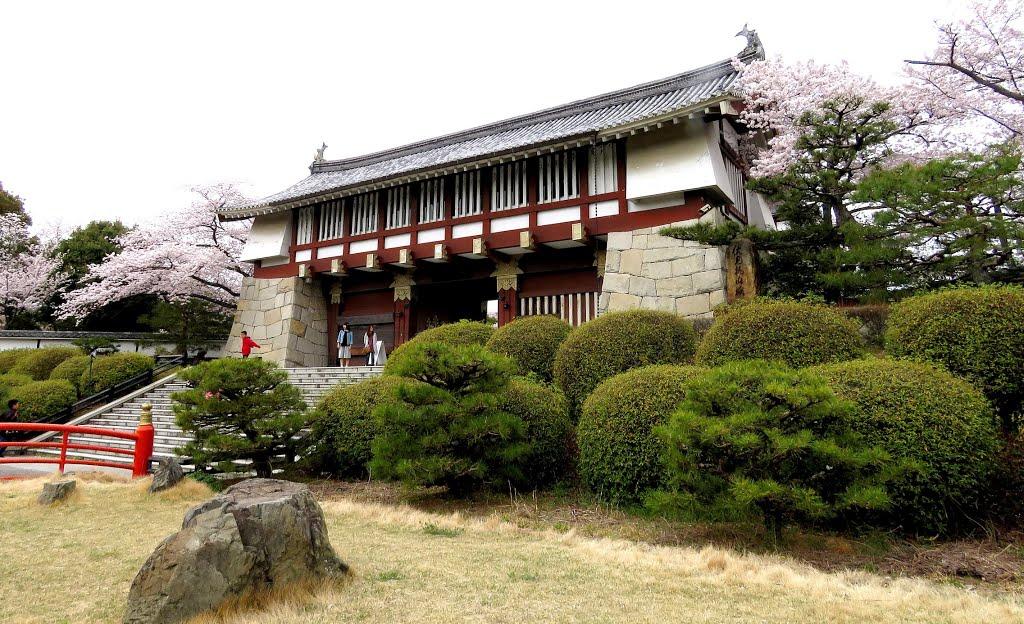 Fushimi Momoyama Castle ,Kyoto5