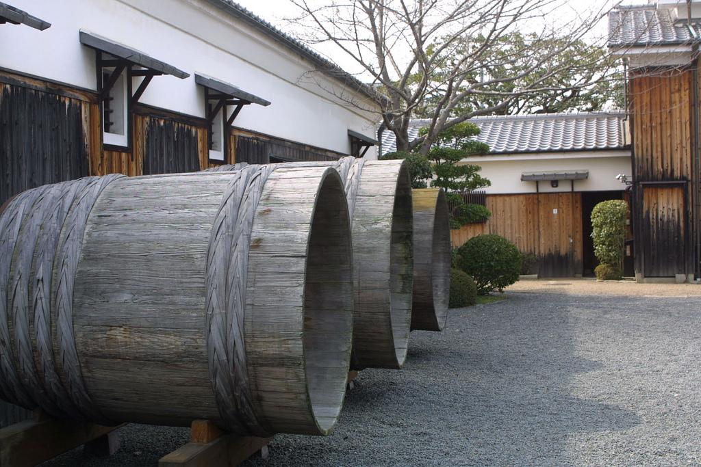 Gekkeikan Okura Sake museum1