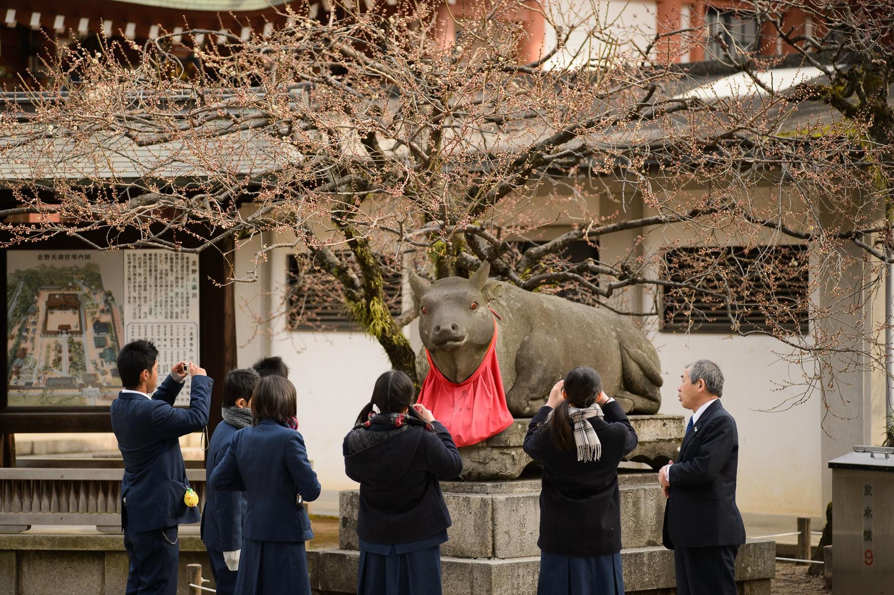 Kitano Tenmangu Temple,Kyoto2
