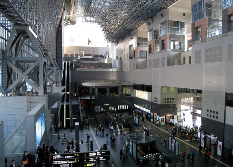 Kyoto Station3