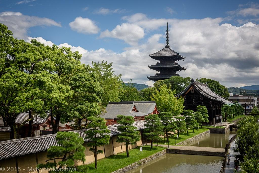 Toji temple, Kyoto2