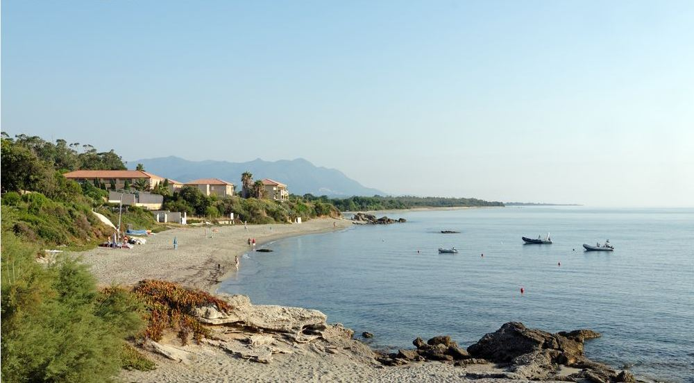 Plage Linguizzetta, Corsica, France- best nude beaches in the west2