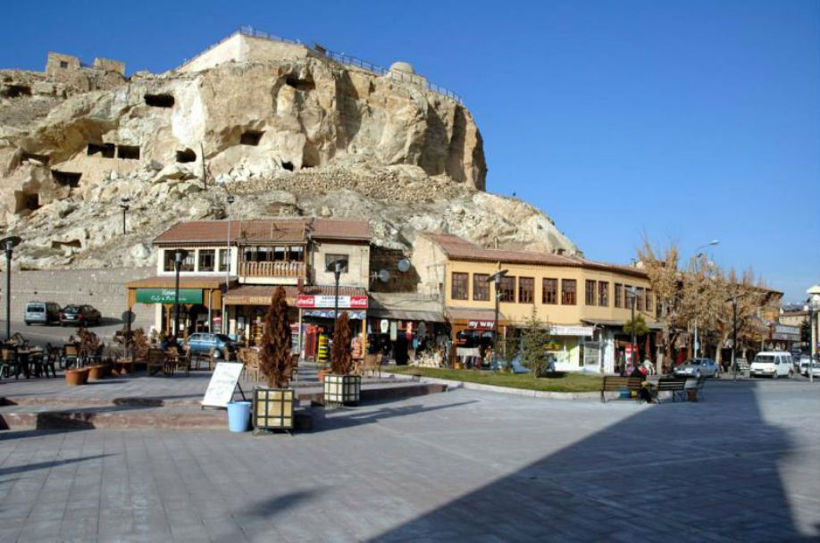 Ürgüp Cappadocia valley turkey