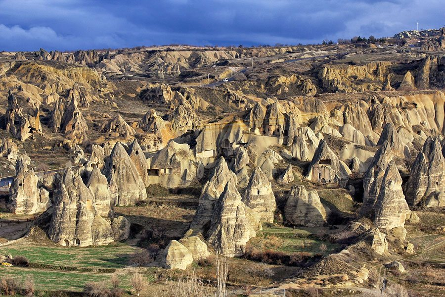 Göreme Cappadocia valley turkey3 best places to visit in cappadocia turkey cappadocia places to visit