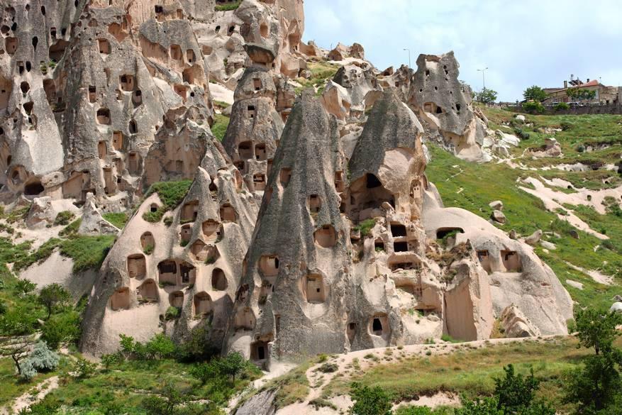 Kayseri Cappadocia valley turkey2