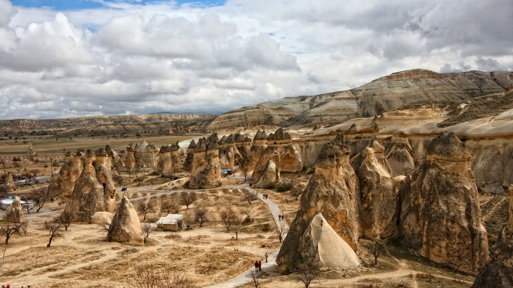 Kayseri Cappadocia valley turkey3 Photo by: best places to visit in Cappadocia blog.