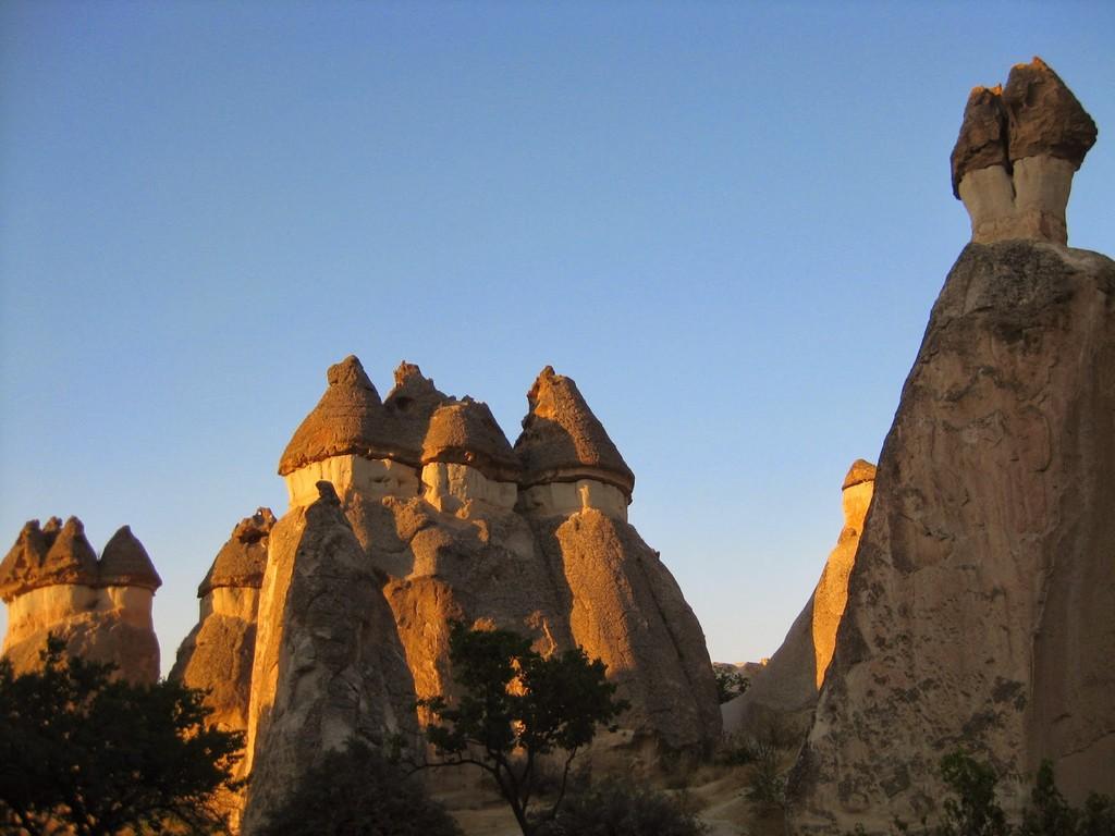 Paşabaǧ Cappadocia valley turkey