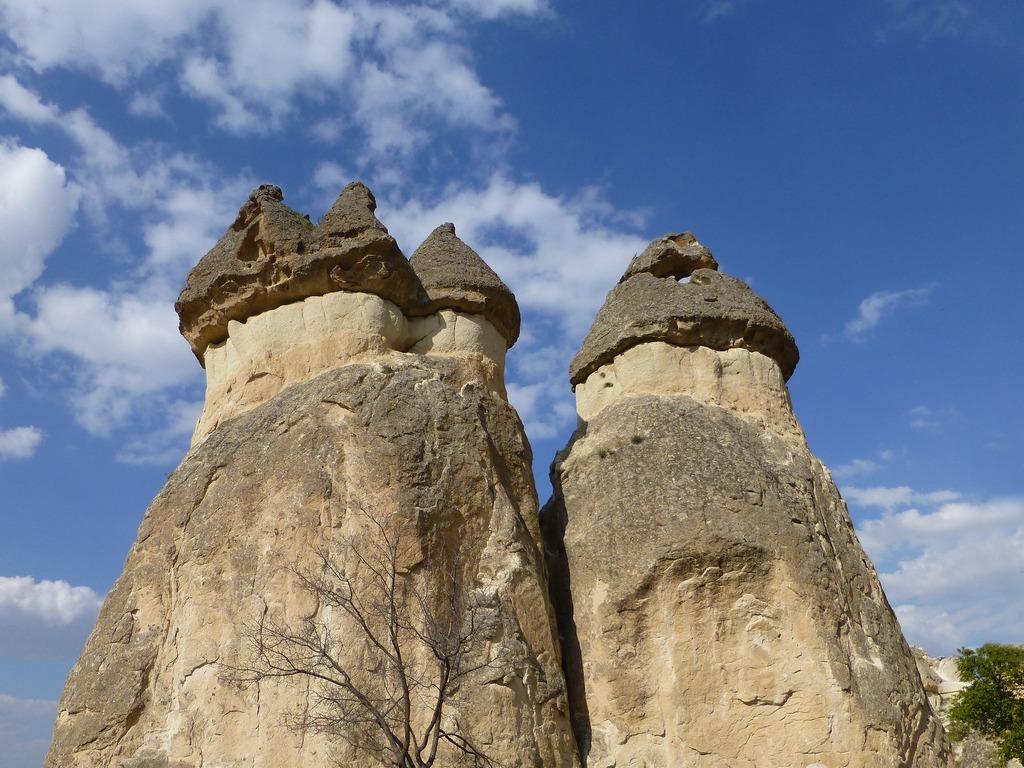 Paşabaǧ Cappadocia valley turkey2