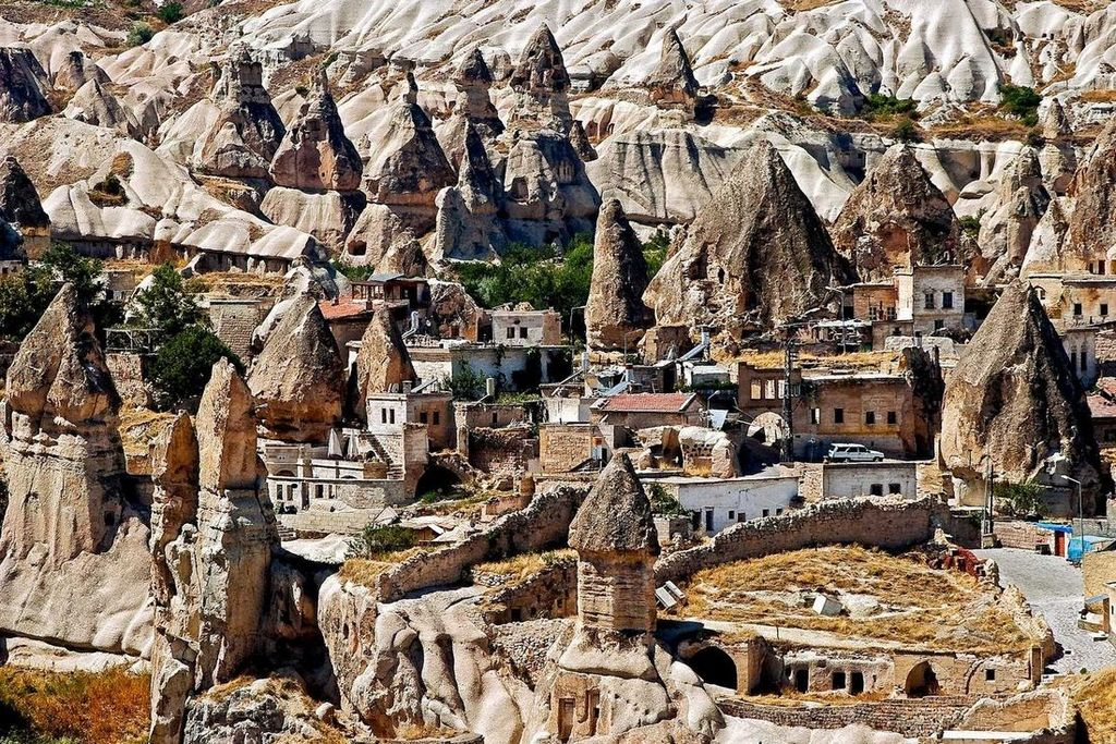 Zelve Cappadocia valley turkey2 Photo by: best places to visit in Cappadocia blog.