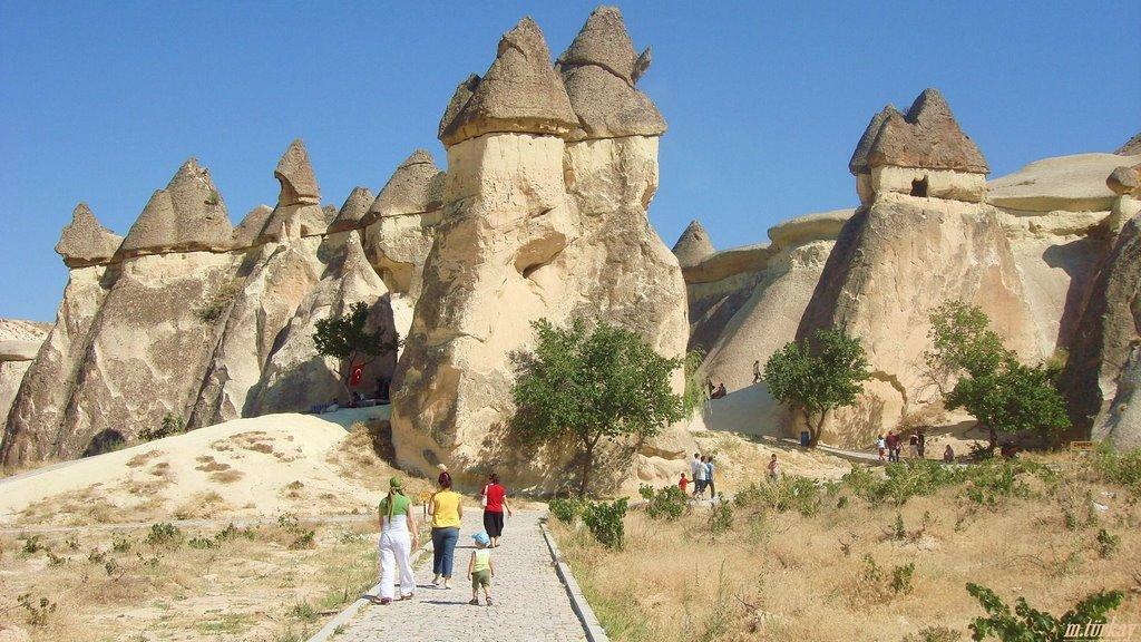 Zelve Cappadocia valley turkey3