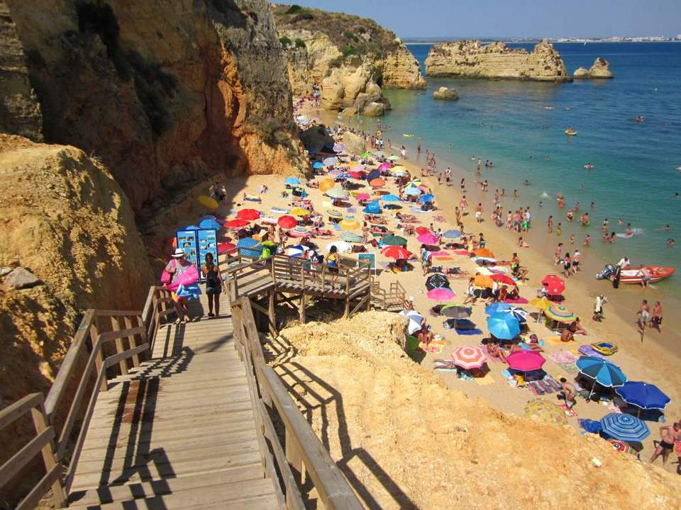 Algarve, Portugal Nude Beach- best nude beaches in the west2