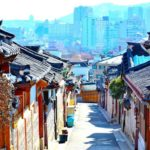 Visiting Bukchon Hanok Village — One of the most beautiful villages in Seoul, South Korea
